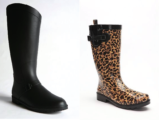 Design Minds - urban rain boots